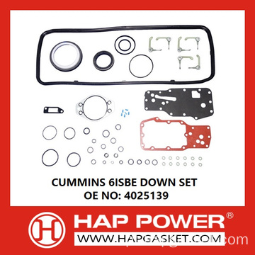 CUMMINS 6ISBE DOWN SET 4025139